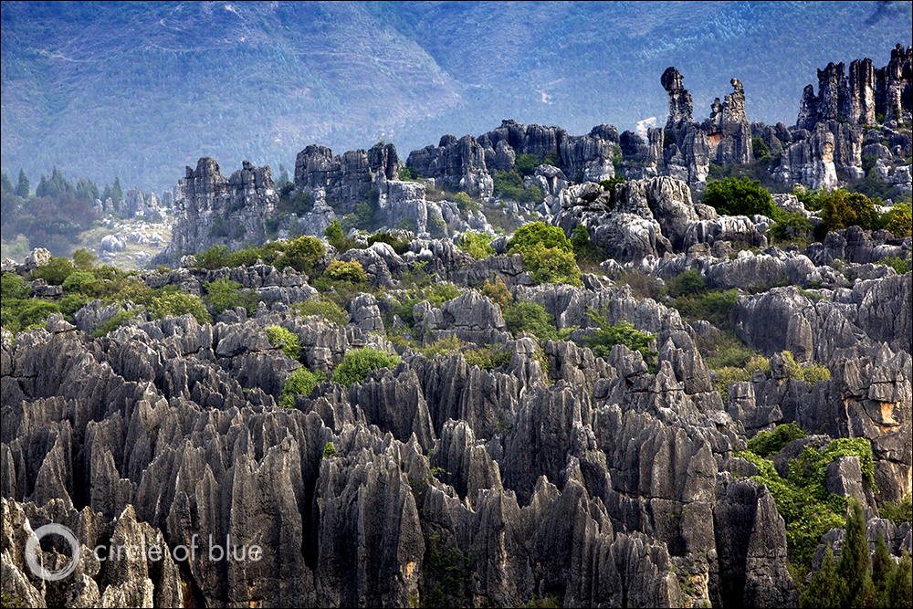 Karst Landscapes in China, Across the Continents – Circle ...
