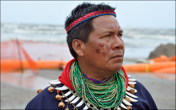 Indigenous People from Ecuador to Louisiana Forge ...