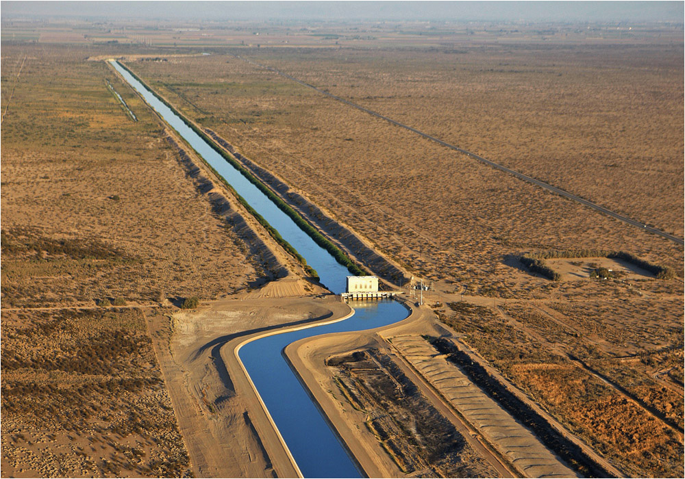 All American Canal : In era of climate change and water scarcity meeting
