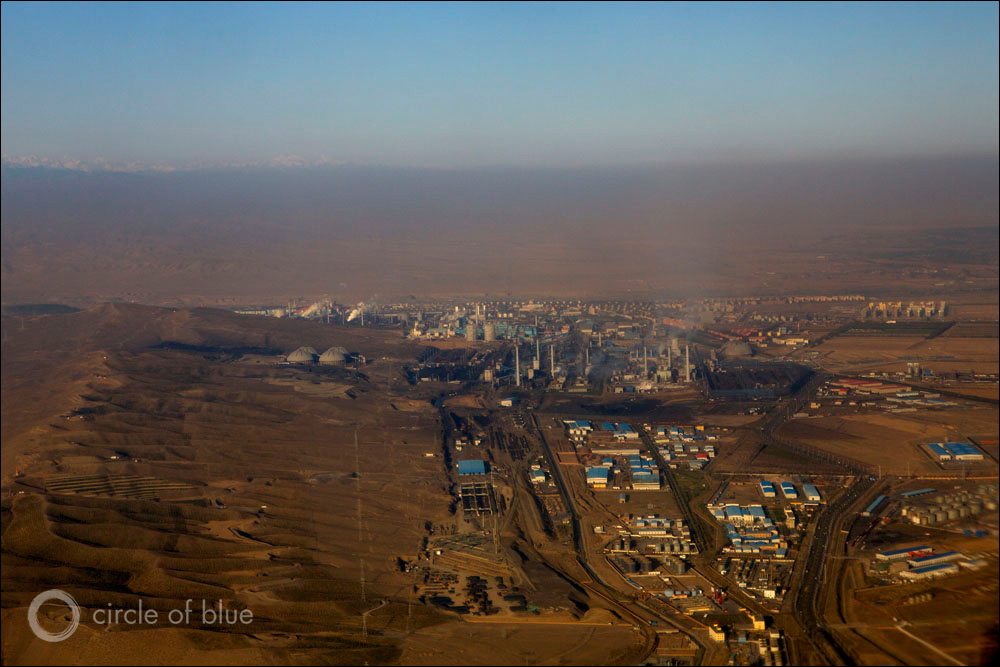 Urumqi China  city pictures gallery : China Urumqi city air quality rating smog pollution desert northwest ...