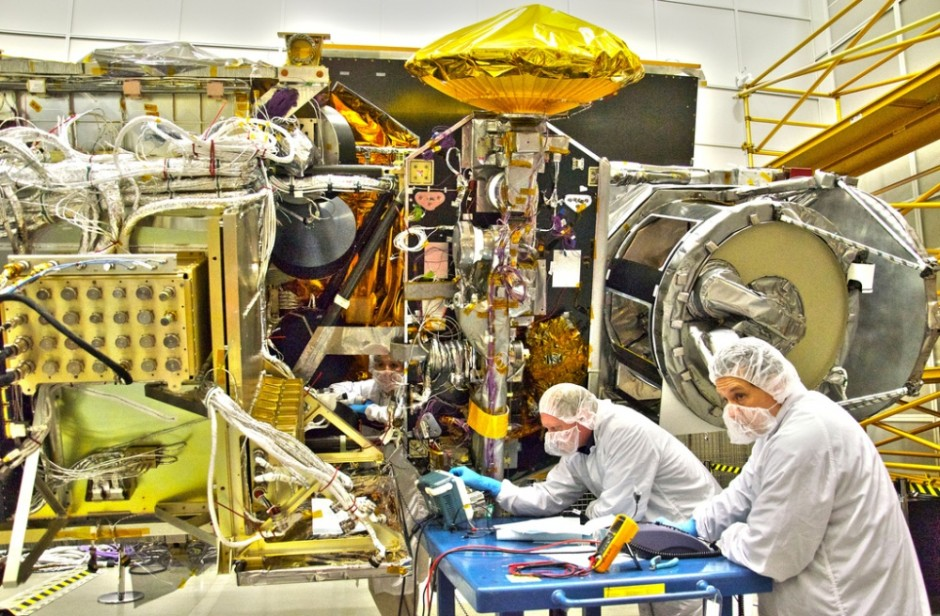 Two NASA Satellite Missions Fill Gaps in Water Knowledge ...