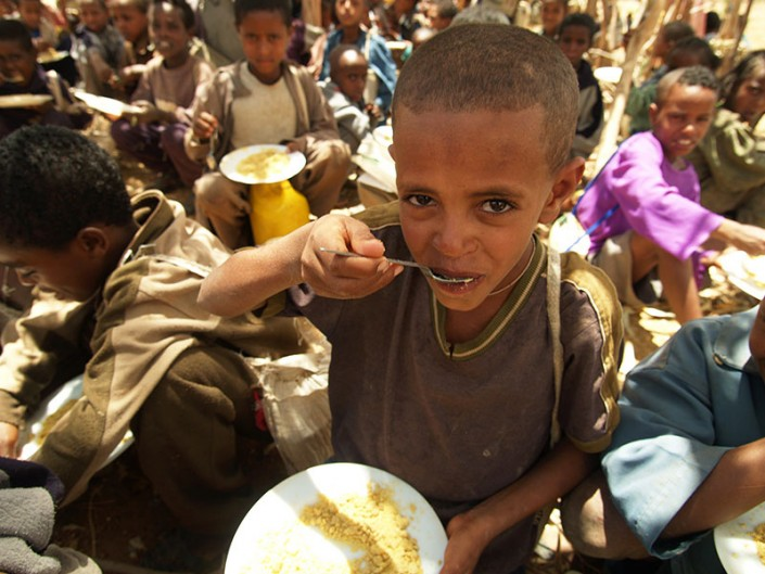 a study of famine in africa Six years after its last famine, another is about to tighten its grip on somalia south sudan, nigeria and yemen are also at risk especially in africa.