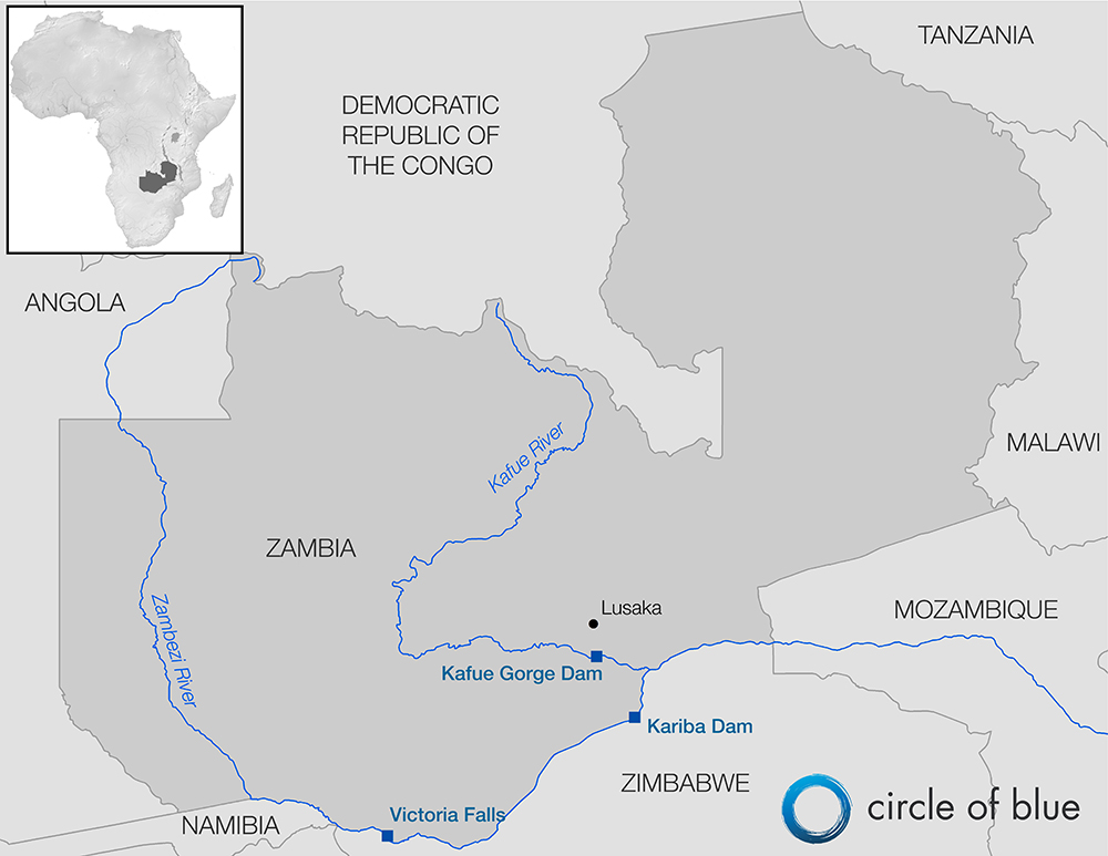 Zambia Electricity Shortage Highlights Africa's Hydropower ...