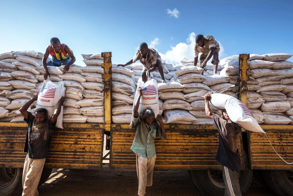 food insecurity in ethiopia Causes of seasonal food insecurity in oromiya zone of amhara region: farmers' view 1 degefa tolossa department of geography, norwegian university of science and technology.
