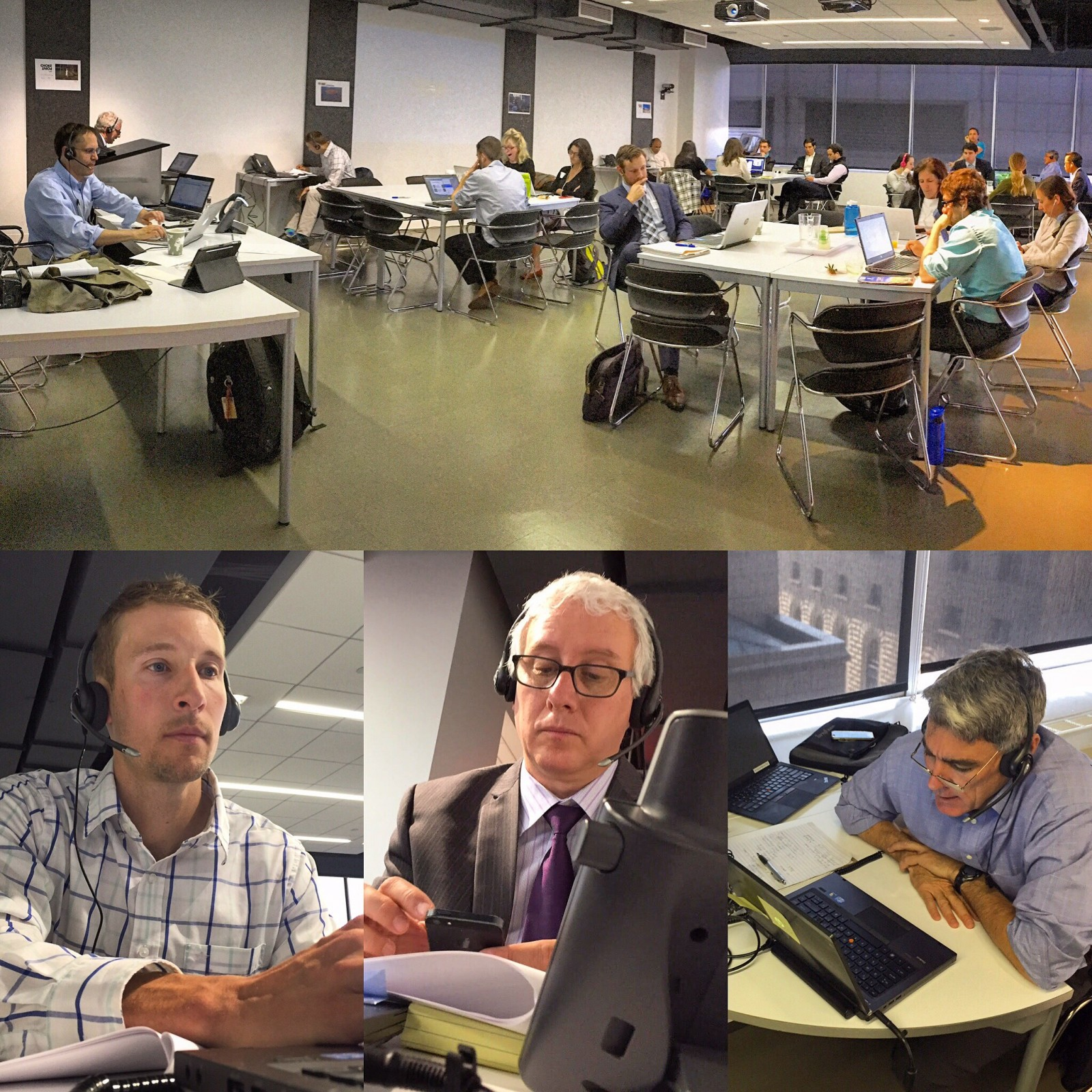 Listeners from around the world joined the interactive H2O Catalyst broadcast to discuss the future of America's water infrastructure.