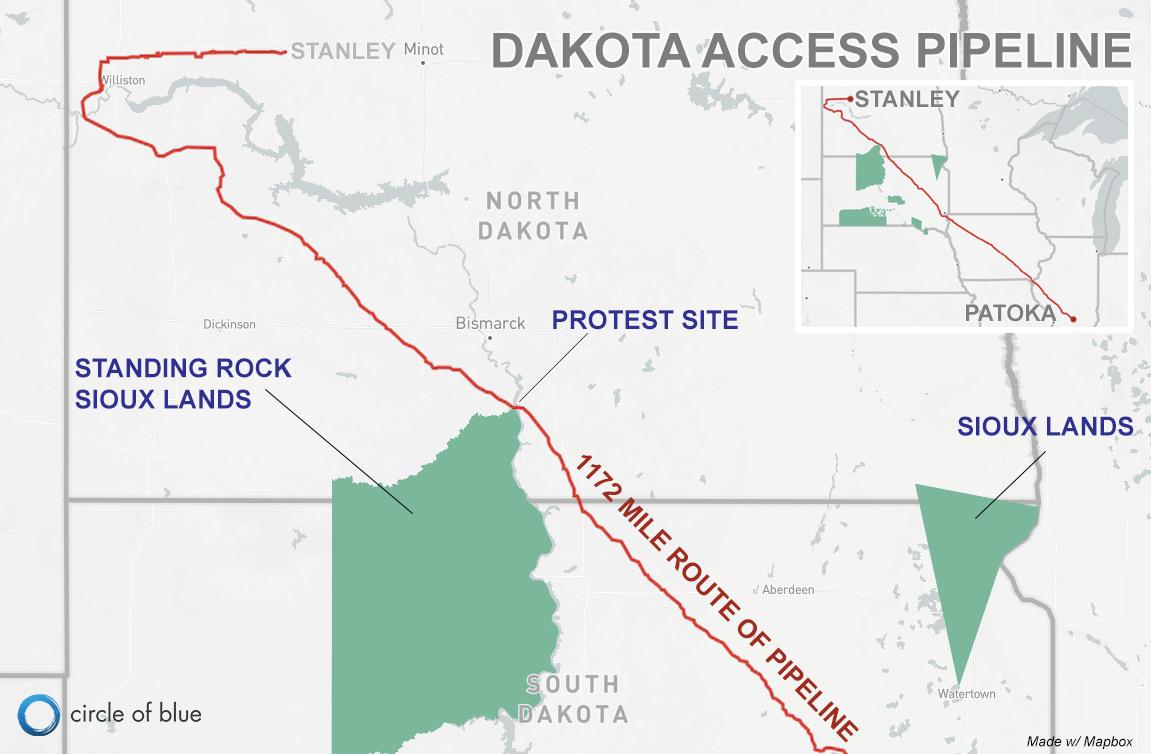 Financiers Express Concern About Missouri River Pipeline