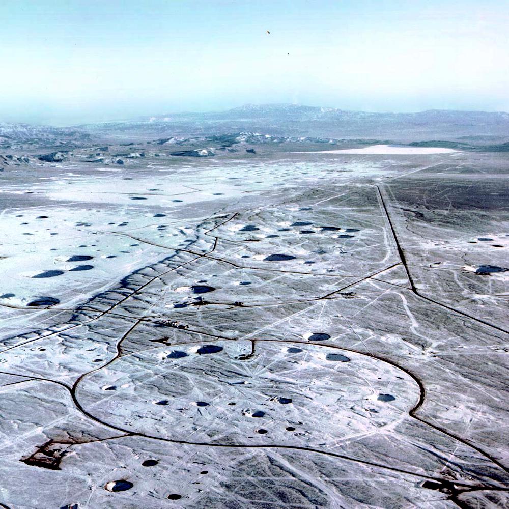 Nuclear Fallout: Nevada Takes Hard Look At Contaminated