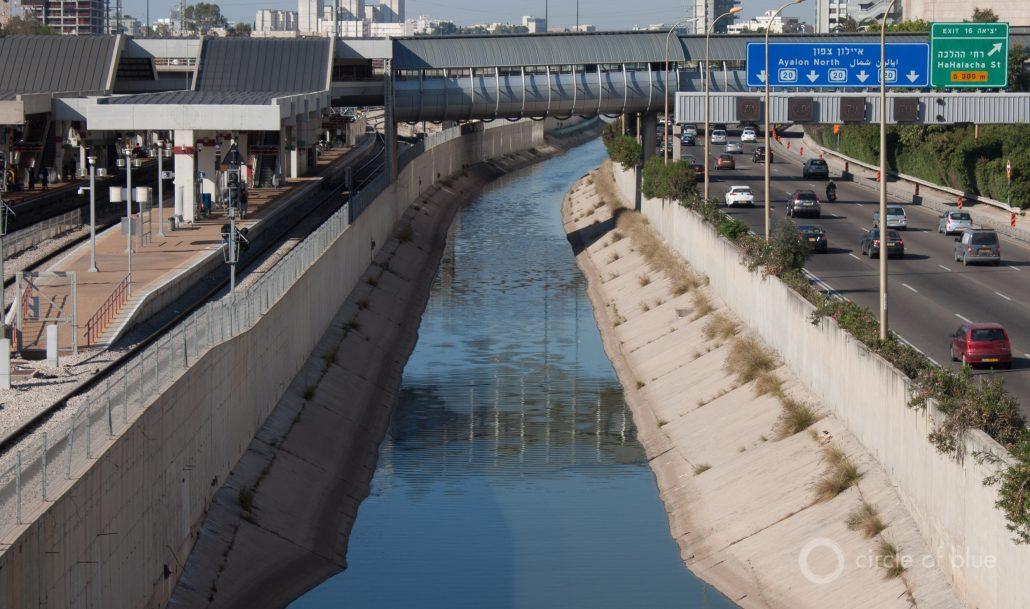 Israel S Mediterranean Desalination Plants Shift Regional