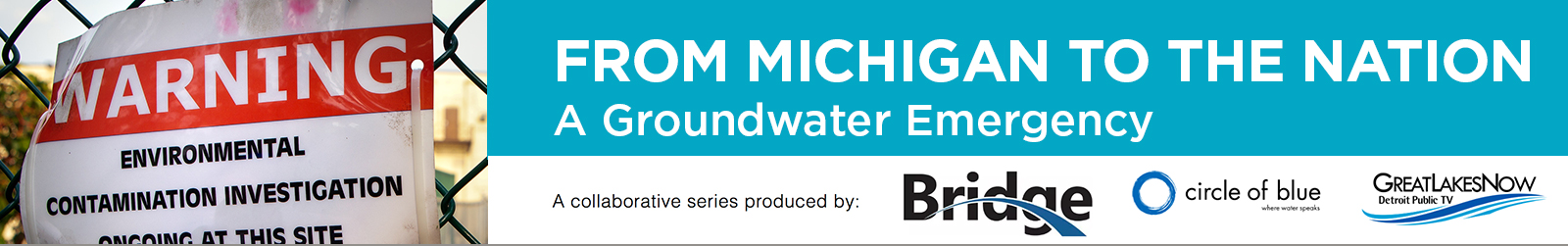 From Michigan to the Nation: A Groundwater Emergency