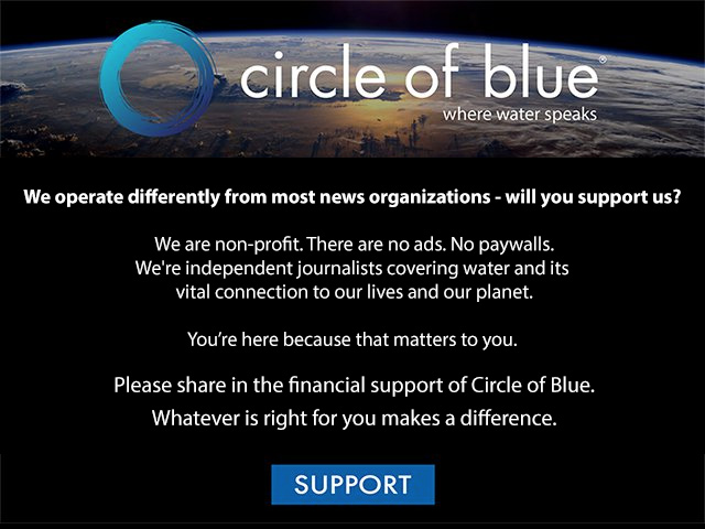 We operate differently from most news organizations - will you support us?